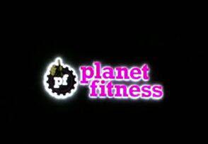 Planet Fitness Illuminated Signs