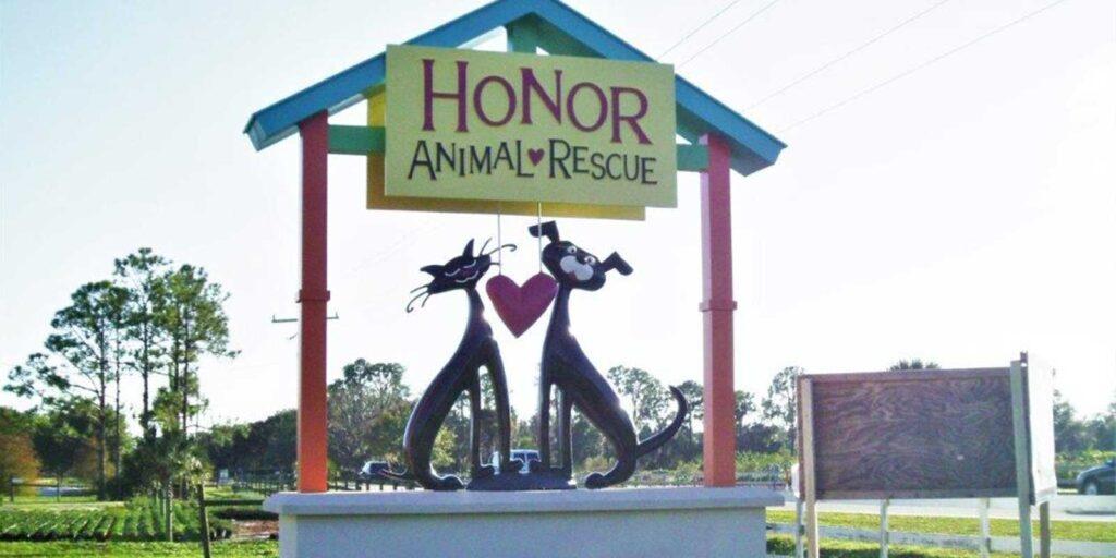 Honor Animal Rescue - Bradenton Outdoor Signs
