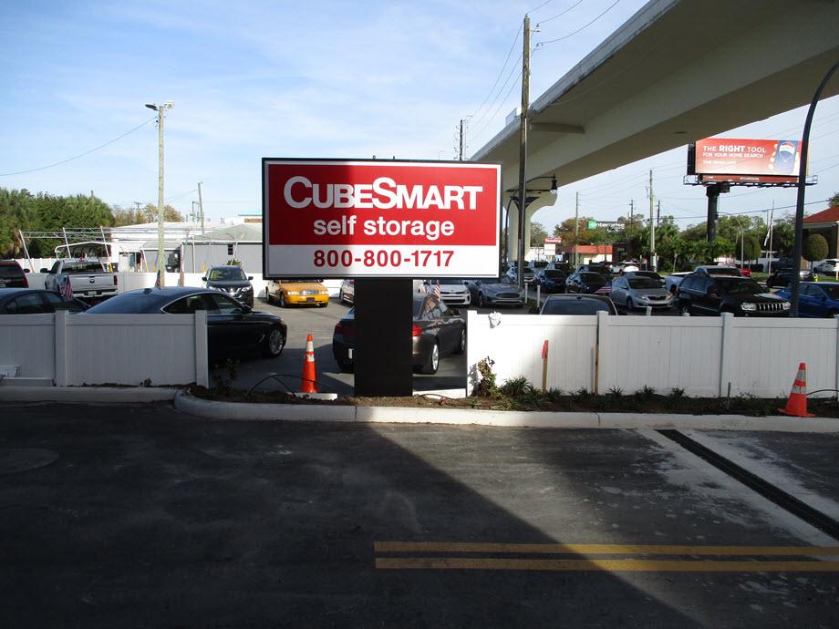 CubeSmart 4625 W. Gandy Blvd, Tampa
