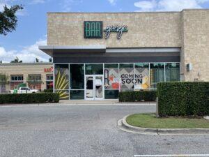 Bar George Sarasota Wall Sign