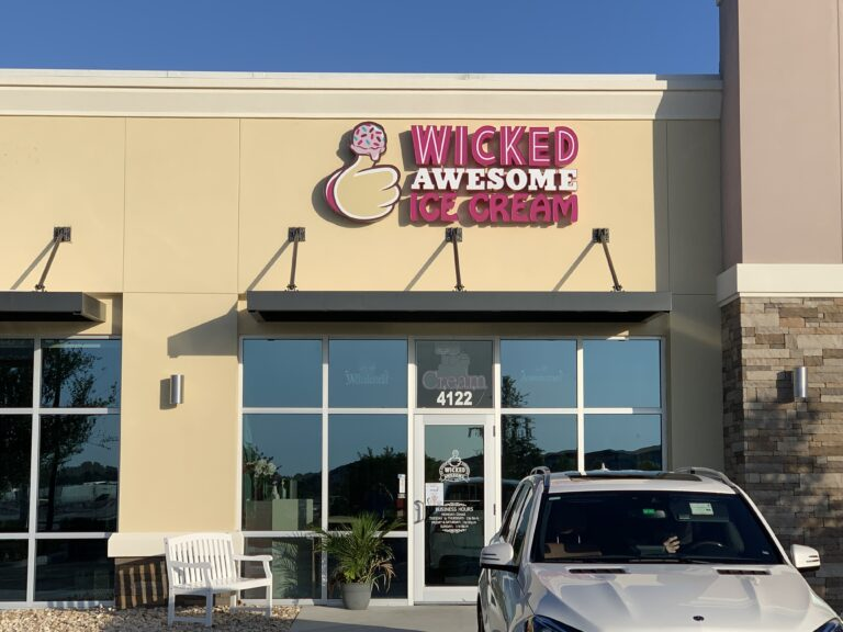 Wicked Awesome Ice Cream Lakewood Ranch